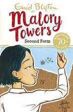 Second Form: Book 2 (Malory Towers) by Blyton, Enid Book The Fast Free Shipping