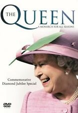 The Queen - A Monarch For All Seasons (New DVD) Elizabeth II Royal Monarchy