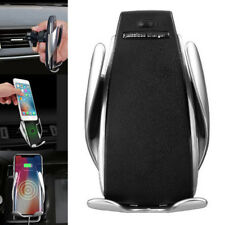 Automatic Clamping Wireless Car Charger Air Vent Mount Holder Universal  I