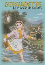 Bernadette La Princesa De Lourdes New Dvd