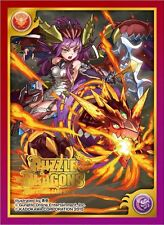 Puzzle & Dragons Red Sonia and Anime Game Character Card Sleeves PAD MTG PDL04