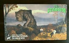 MTG Playmat - Unexpected View - Starcitygames Invitational Qualifier - NEW