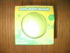 NEW Crayola Citrus Scented Jelly Bath Bomb 5.29 oz turn kids bath water gooey