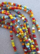 -3 Strands [68440] Mixed Glass Beads