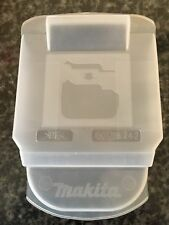 MAKITA 450128-8 LXT LI-ION BATTERY DUST PROTECTIVE COVER  x 6