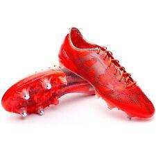 "BNWT ADIDAS F50 ADIZERO SG FOOTBALL BOOTS UK SIZE 6 ""SNAKESKIN PRINT"""
