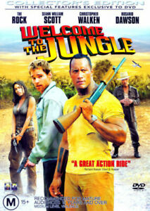 WELCOME TO THE JUNGLE (2003) (2003) [NEW DVD]