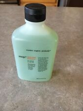 MOP Modern Organic Products Basil Mint Shampoo 10.15 oz used once normal to oily