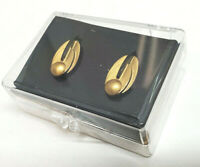 "Star Trek Deep Space 9 DS9 Bajoran Major Rank Pin Set of 2- Metal 1"" in Display"