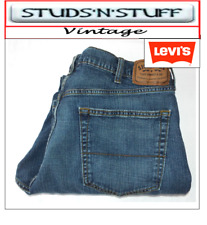 """VINTAGE LEVIS SIGNATURE 550'S RELAXED FIT JEANS W38"""" L30"""" APROX SIZE UK 18 T158"""