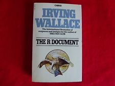 The R Document By Irving Wallace (1977)