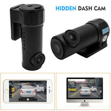 Mini WIFI 1080P Night Vision Hidden Car DVR Dash Cam Camera Video Recorder TF