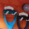 5 Pack Galvanised Tool Hooks Shed Garden Tools Garage Workshop Holder Storage