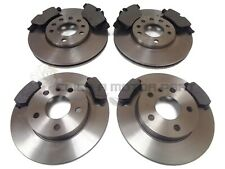 VAUXHALL ASTRA H MK5 1.8 SRi 16V 2005-2009 FRONT & REAR BRAKE DISCS AND PADS NEW