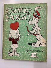 1961 GONE POGO by Walt Kelly VG Simon & Schuster Paperback