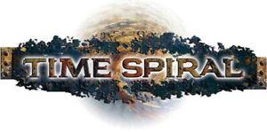 MTG Time Spiral Magic the Gathering Foil Complete Your Set
