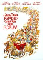 A FUNNY THING HAPPENED ON THE WAY TO THE FORUM NEW DVD