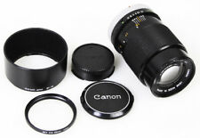 Canon FD 135mm f/3.5 S.S.C.