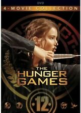 Hunger Games Collection [New DVD] Boxed Set
