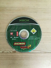 Digimon Rumble Arena 2 for Microsoft Xbox *Disc Only*