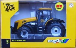JCB 7230 Traktor Britains 42503 Trecker 1:32 Neu