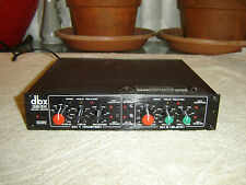 DBX 363X, Dual Noise Gate, Vintage Unit, 1 Channel Only, As Is