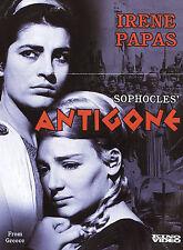 DVD - Antigone - Irene Papas - Very Good