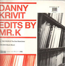 THE SOUL SEARCHERS / BLACK BLOOD - We The People / Chicano Edits By Danny Krivit