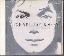 Michael JACKSON-INVINCIBLE (argento COVER)