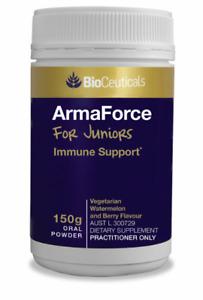 Bioceuticals ArmaForce For Juniors 150g RRP $44.95