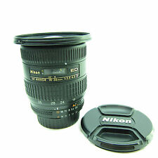 Nikon Zoom-Nikkor AF Nikkor 18-35 mm f/3.5-4.5D IF-ED Lens-BB -