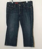 "AG Adriano Goldschmied Women's Jeans,The Athena Cropped Size 31"" Waist"