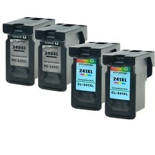 Compatible with Canon 2PK PG 240XL + 2PK CL 241XL Ink for PIXMA MX472 MG3220
