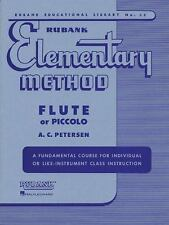 Rubank Elementary Method -
