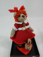 "World Of Miniature Bears Dollhouse Miniature 2.75"" Frannie Bear #972"