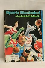 Sports Illustrated - December 2, 1974 Back Issue College Basketball Shuffle