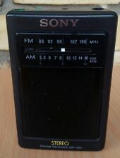 RADIO SONY SRF-S25 FM/AM RECEIVER