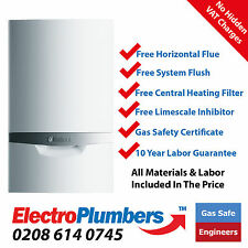 Vaillant EcoTEC Plus 838 Combi Boiler Supplied & Fitted
