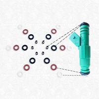 Fuel Injector Service Kit Suit Mitsubishi Nimbus UG 4G64 2.4L 4 Cyl