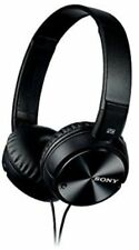 SONY MDRZX110NC Noise Cancelling Headphones (Black) NEW