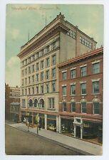 Wheatland Hotel in LANCASTER PA Vintage Pennsylvania Postcard