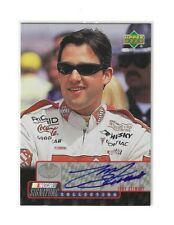 2000 UD Victory Circle SIGNATURE Collection Tony Stewart BV$40! SWEET & SCARCE!
