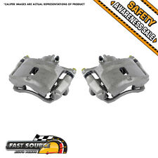 Front Brake Calipers For Honda Civic EX LX Si GX DX Insight