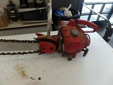 Vintage Mall Chainsaw