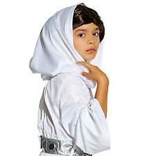 Star Wars DISNEY PRINCESS LEIA girl costume Dress 11/12 152cm wig halloween NEW