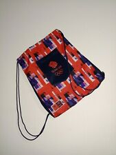 Olympics Team GB Packable Bag Folds Into Pouch Travel Accessory 648OTG