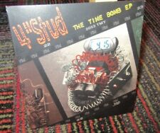 "4"" STUD: THE TIME BOMB EP MUSIC CD, 3 GREAT TRACKS, 2009, SLEEVE CASE, GUC"