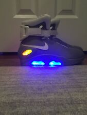 Nike Air Mag 2011 Back to the Future Marty McFly size 10 NOT MADE BY NIKE