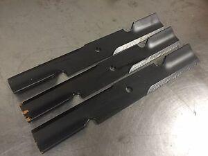 "Ferris OEM Blades #5101756S 5101756 for 52"" ICD Decks IS2100 IS700"