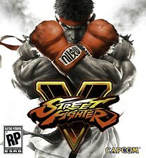 Street Fighter V 5 (PC, 2016) [Steam]